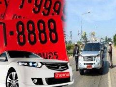 กฎหมายรถป้ายแดง 2562 กับ 10 วิธีขับรถใหม่อย่างไรไม่ให้ผิดกฎหมาย