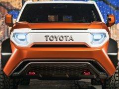โตโยต้ากำลัง เตรียมตัวจะผลิตรถ SUV รุ่นใหม่