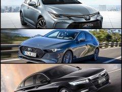 ที่สุดของ Top 3 กับยอดขายรถเก๋งในครึ่งปีแรกแบบครบทุกเซกเมนต์ ใครกันแน่จะครองบัลลังก์