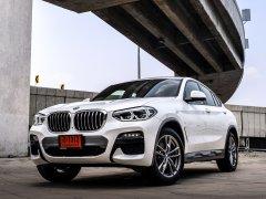 รีวิว BMW X4 xDrive20d M Sport X 2020