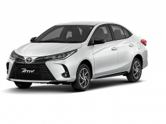 รีวิวเจาะสเปกทุกรุ่นย่อย Toyota Yaris Ativ