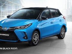 รีวิวเจาะสเปกทุกรุ่นย่อย Toyota Yaris 2020