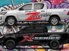 Isuzu D-Max X-Series vs Toyota Hilux Revo Z Edition น้า ๆ ว่าตัวไหนน่าจัด