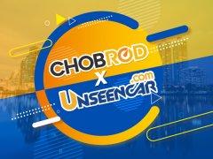 จากสองกลายเป็น 1 Chobrod x Unseencar เตรียมผนึกกำลังบุก ตลาดรถมือสอง เต็มสูบ!!