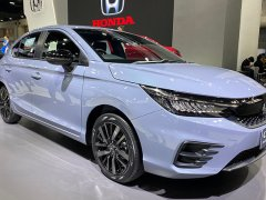 จะซื้อ Honda City Hatchback 2020 ใหม่ เลือกรุ่นย่อยไหนดีนะ