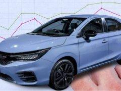 ขายรถยนต์พฤศจิกายน 2563 รวม 79,177 คัน เพิ่มขึ้น 2.7%