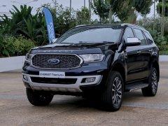 รีวิว เจาะสเปก ทุกรุ่น Ford Everest 2021