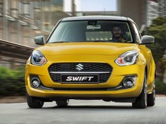 Suzuki Swift 2021 อีโคคาร์พระรองปรับโฉม พร้อมเปิดตัว 2 ก.พ. 64