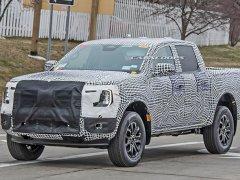 Ford Ranger 2022 โฉมใหม่ ดีไซน์จะคล้าย Ford F-150 ย่อสวน