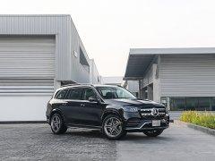 เปิดตัว Mercedes-Benz GLS 2021 รุ่นประกอบในประเทศ ราคา 6.49 ล้านบาท