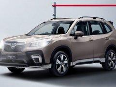 Subaru Forester 2.0i-S GT Lite ชุดแต่งเดิมในรุ่นย่อยใหม่ ราคาถูกลง