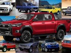 ย้อนอดีต Toyota Hilux รถกระบะที่คนไทยเกินล้านไว้วางใจ