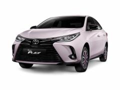 รีวิว เจาะสเปก ทุกรุ่น Toyota Yaris Ativ PLAY 2021 รุ่น Limited Edition