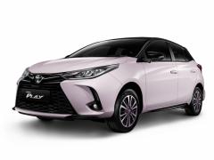 รีวิว เจาะสเปก ทุกรุ่น Toyota Yaris Play 2021 (Limited Edition)