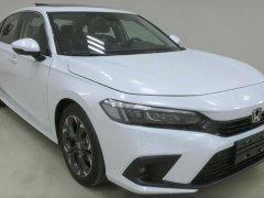 All-new Honda Civic 2022 คันจริง แทบจะถอดแบบ Accord มาเลย