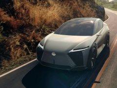 Lexus LF-Z Electrified 2021 ต้นแบบรถยนต์ไฟฟ้า ที่จะกำหนดทิศทางเจเนอเรชั่นถัดไป