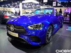 Mercedes-Benz E-Class ปี 2021 เพิ่มอีก 2 รุ่นย่อย ตัวถัง Coupe และ Cabriolet