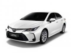 Toyota เข็นยอด Toyota Altis 2021 ปล่อยโปรคุ้ม ๆ ในรุ่นย่อย 1.6G
