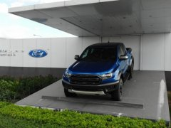 โรงงานผลิต Ford เผยศักยภาพ ปรับกระบวนการผลิตให้รักษ์โลก