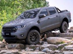 Ford Ranger FX4 Max 2021 เพิ่มสีใหม่ เทาคองเคอร์ เกรย์ (Conquer Grey)