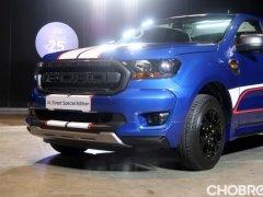 Ford Ranger XL Street Special Edition 2021 รุ่นพิเศษฉลอง 25 ปี แต่งสปอร์ต DNA ทีมแข่ง มีจำกัด 300 คัน