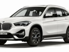 BMW X1 ปี 2021 เครื่องดีเซล ให้โปรฯ เดือด BSI 10 ปี