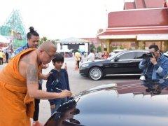 ว่าด้วยเรื่องของ การเจิมรถ เผยที่มาความเชื่อของไทย