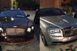 ขายบ้านใช้หนี้!! เมื่อมีคนขับรถชน Rolls-Royce และ Bentley