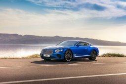 All-New Bentley Continental โฉมใหม่ หรูหราและปราดเปรียวมากยิ่งขึ้น