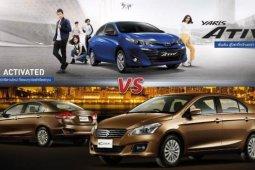 เปรียบเทียบ Yaris Ativ กับ Suzuki Ciaz คันไหนน่าใช้กว่า ?