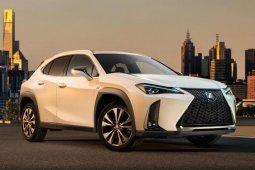Lexus UX ใหม่ล่าสุด เตรียมเปิดตัว Geneva Motor Show