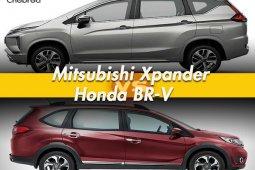 เปรียบเทียบรถ 7 เบาะน่าใช้ Mitsubishi Xpander กับ Honda BR-V คันไหนใช่สำหรับรถครอบครัวยุคใหม่ที่สุด?