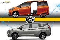 Toyota Sienta กับ Mitsubishi Xpander กับอนุกรม Mini MPV คันไหนน่าซื้อกว่า