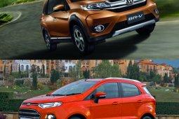 Honda BR-V กับ Ford Ecosport..เลือกคันไหนดี?