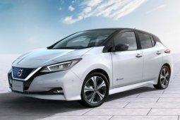 รีวิว Nissan Leaf 2018 รถพลังไฟฟ้า