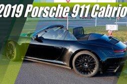 เผยจุดเด่น Porsche 911 (992) Cabriolet 2019 รุ่นเปิดตัวที่ยุโรป