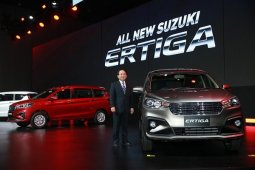 Suzuki ตั้งเป้ายอดขายรถยนต์ 3.3 หมื่นคัน หวัง 3 รุ่นใหม่เขย่าตลาดเมืองไทย