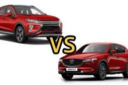 Mitsubishi Eclipse Cross vs Mazda CX-5 คันไหนดีกว่ากัน!?