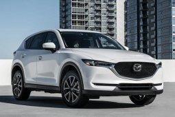 Mazda CX-5 มือสอง มีดียังไง มาดูกัน !!