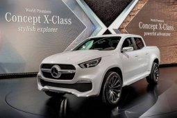 """แว่วๆ มาถึงไทยแล้ว กระบะสุดหรู """"Mercedes Benz X-Class"""" ค่าตัว 3.99 ล้านบาท"""