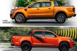 ปะทะ Ford Ranger Wildtrak VS. Chevrolet Colorado High country ควรเลือกรคันไหนดี
