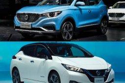 MG ZS EV vs. Nissan Leaf เทียบสเปครถยนต์ไฟฟ้า ในราคาต่างหลายแสน แพงแล้วดีกว่าหรือไม่ ?