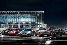 เปิดยอดขายตลาดรถยนต์หรู 5 อันดับแรกประจำเดือนมิถุนายน