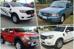 Ford Ranger ในตลาดรถรถมือสอง รวมทุกโฉมกับปัญหาที่ต้องระวัง ใครอยากได้ต้องดู