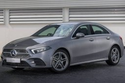 รีวิว Mercedes-Benz A 200 AMG Dynamic 2019
