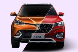 MG GS เทียบ MG HS 2019 ปรับเปลี่ยนแค่ไหน จับสเปครถจริงมาชนกันตรง ๆ