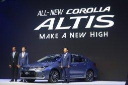 รีวิว All New Toyota Corolla Altis 2020
