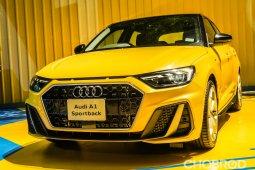 รีวิว Audi A1 Sportback 35 TFSI S Line 2020