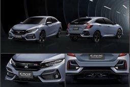 Honda Civic Hatchback 2020 ไมเนอร์เชนจ์ใหม่ เปลี่ยนชุดแต่งอย่างเท่ห์ เพิ่มระบบ Sensing ในราคา 1.229 ล้านบาท