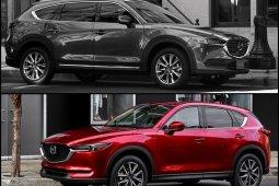 ศึกแห่งสายเลือดระหว่าง Mazda CX-8 2019 VS Mazda CX-5 2019 ตัวไหนจะน่าซื้อมากกว่า